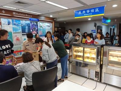 「恬品軒」再賣甜點抵罰款 216份糕點7折賣