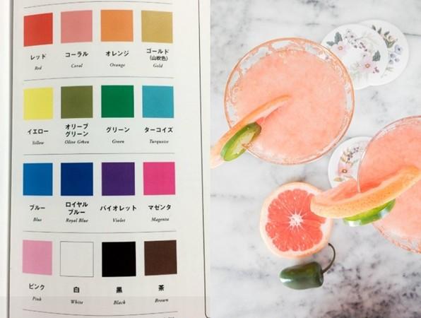 日本推特疯传「16色性格测验」 珊瑚色爱家、黄色看人眼光很准