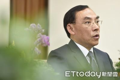獨家專訪法務部長蔡清祥