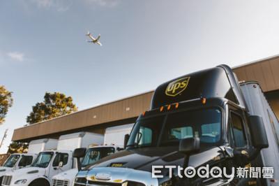 UPS推周六取件服務 美國貨出口到台灣提早一天送達