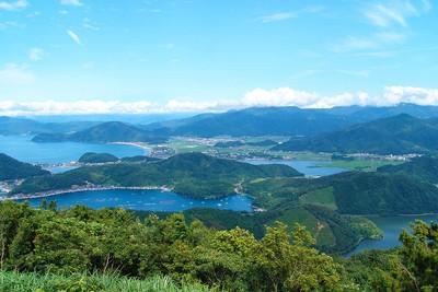 日本絕景三方五湖幫你實現願望
