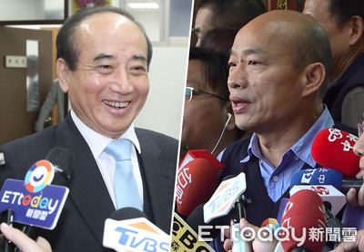 吳子嘉:韓國瑜百分百選總統