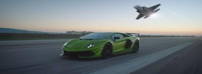 藍寶堅尼釋「Aventador SVJ」宣傳片