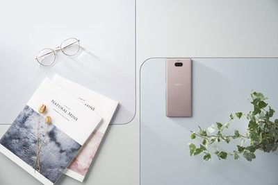 Sony Mobile新機3/8正式開賣