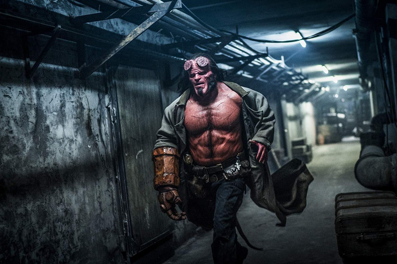 《地獄怪客:血后的崛起》劇照。(圖/海樂影業提供)