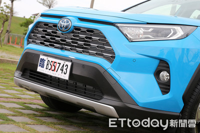 TOYOTA七月總共賣出14317台新車