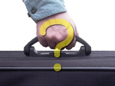 哇!讓行李變輕的方法
