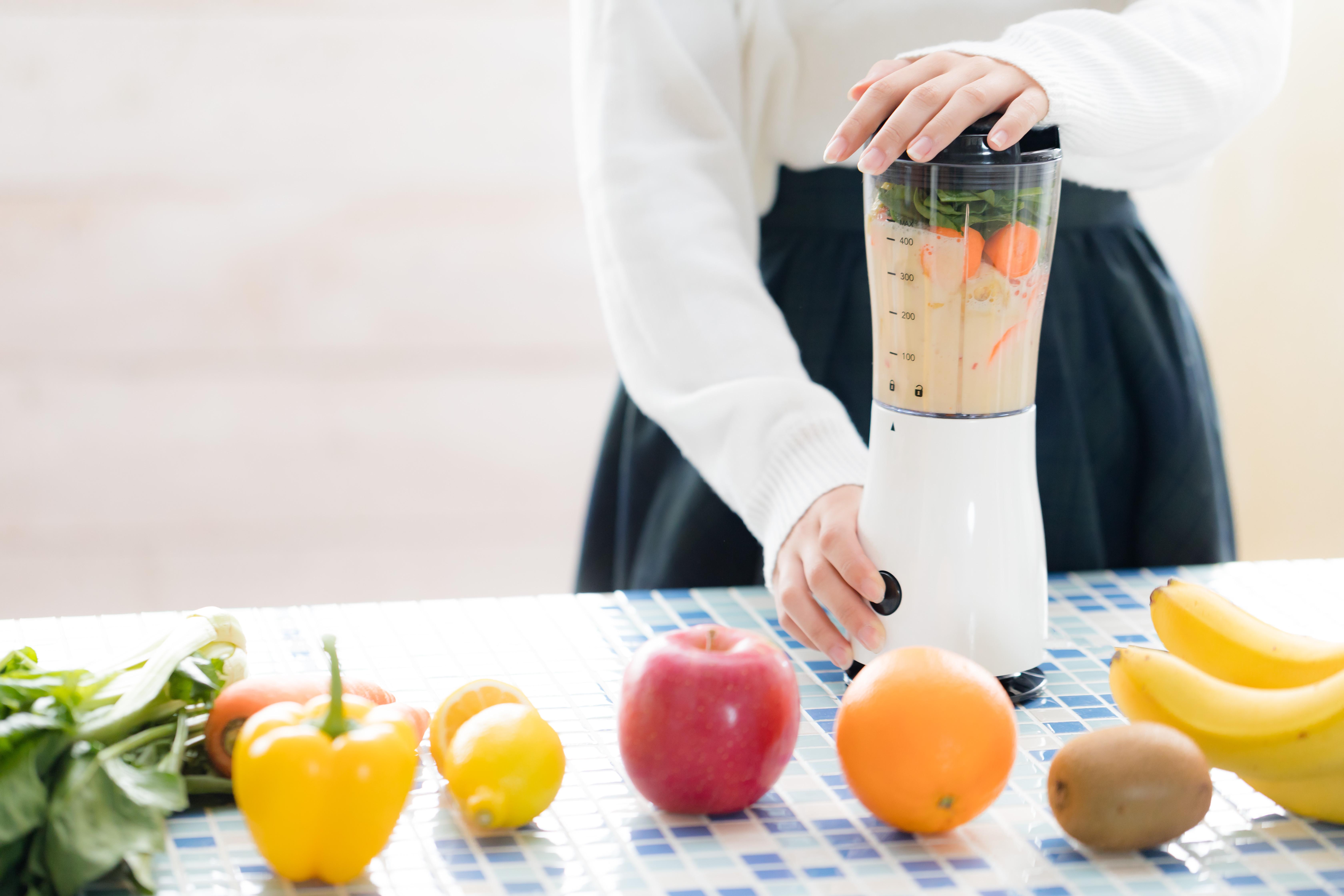 ▲果汁,水果,蔬果。(圖/取自免費圖庫pakutaso)