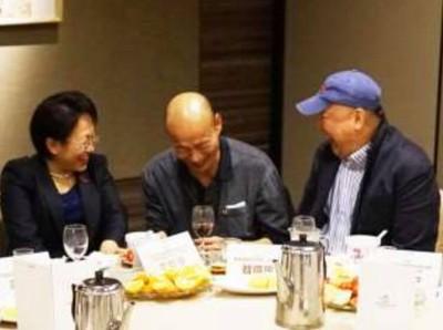 議員王浩宇 公布韓國瑜一郎餐廳照片