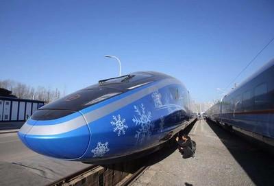 迎北京東奧 京張高鐵今年通車