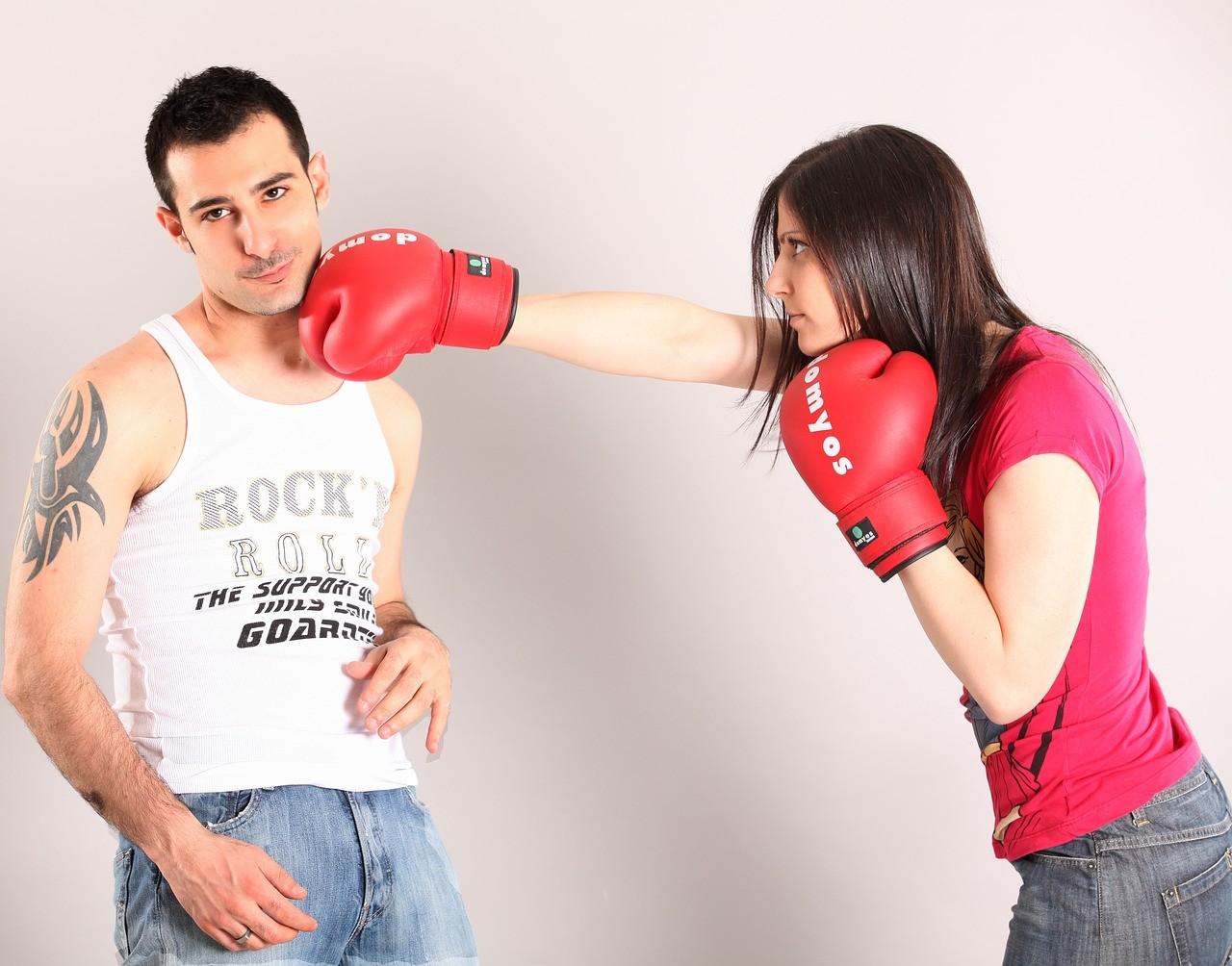 ▲▼ 情侶吵架。(圖/取自免費圖庫Pixabay)