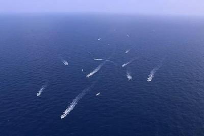 崑崙山艦闖入亞丁灣「海上狼窩」