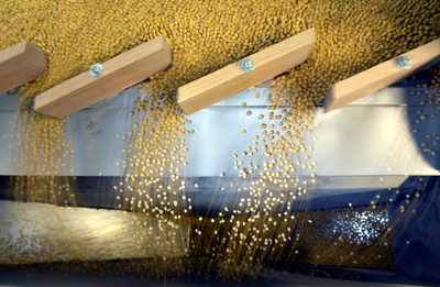 陸民間進口商購買60多萬噸美國大豆