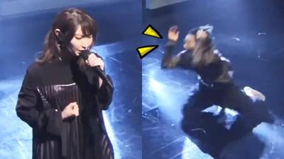 dancer老師「崩潰式扭動」太搶鏡! 台前歌手長再正都…被忽略了