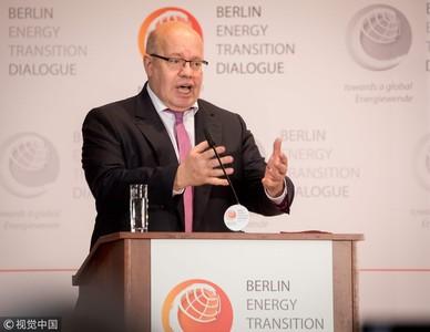 德經濟部長:一帶一路可能帶來債務問題