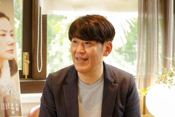 ▲▼ 日同志作家歌川泰司「想當台灣人」 伴男友20年:為何不能結婚?。(圖/天馬行空提供)