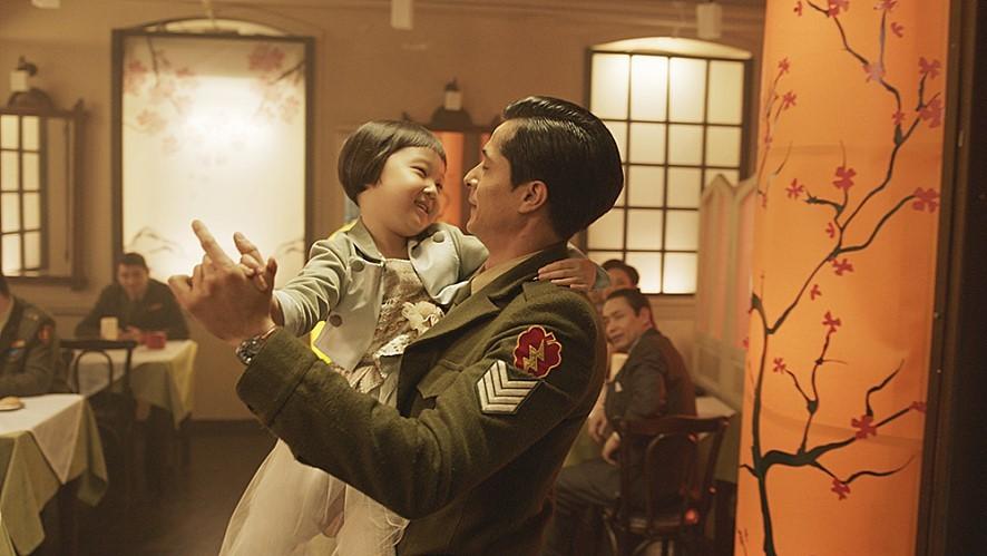 ▲▼電影《艾拉,戰爭下的女兒》劇照(圖/翻攝自Naver Movie)