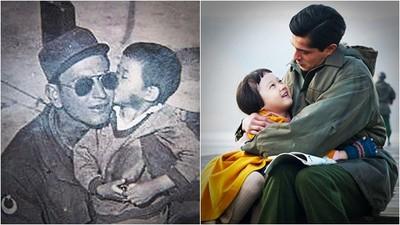 土耳其爸爸來打韓戰! 從廢墟探頭的小女孩成了《艾拉,戰爭下的女兒》