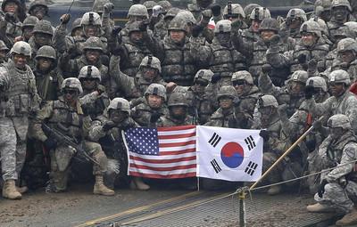 川普想撤軍?漲南韓防衛費500%