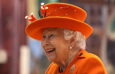 英女王拒穿真皮草 成王室第一人