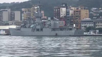 寧陽艦21年前為光華四號計畫輸入台灣