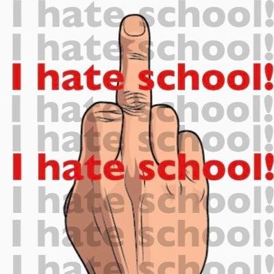 ▲由3名日本高中生開創的「我討厭上學」頻道頭像。(圖/翻攝自僕は学校がキライだ。YOUTUBE)