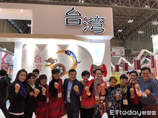 ▲▼東京食品展落幕,貿協統計,今年創造訂單7380萬美元的歷史新高商機。(圖/貿協提供)