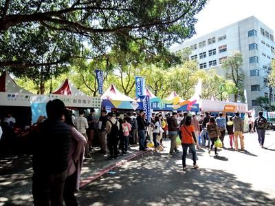 交大就業博覽會 250企業募新血