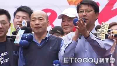 王浩宇:人民用選票讓韓國瑜走下神壇