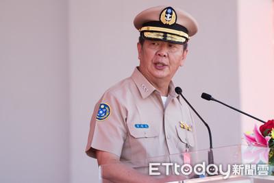 海軍司令檢討軍艦失火 指揮官被罵到送醫