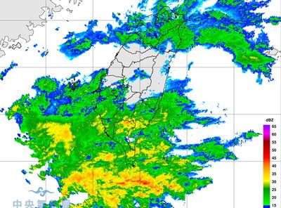 午後轉乾周二晨探12度 周三晚起全台又轉雨