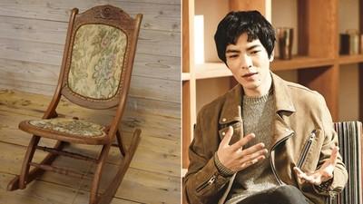 阿嬤剛過世!蕭敬騰憶兒時天真指「無人空椅」:她每天都坐那裡