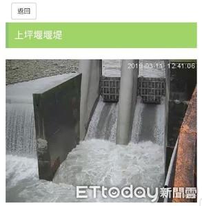 春雨過境水庫進帳多 2.1億噸灌入緩解旱象