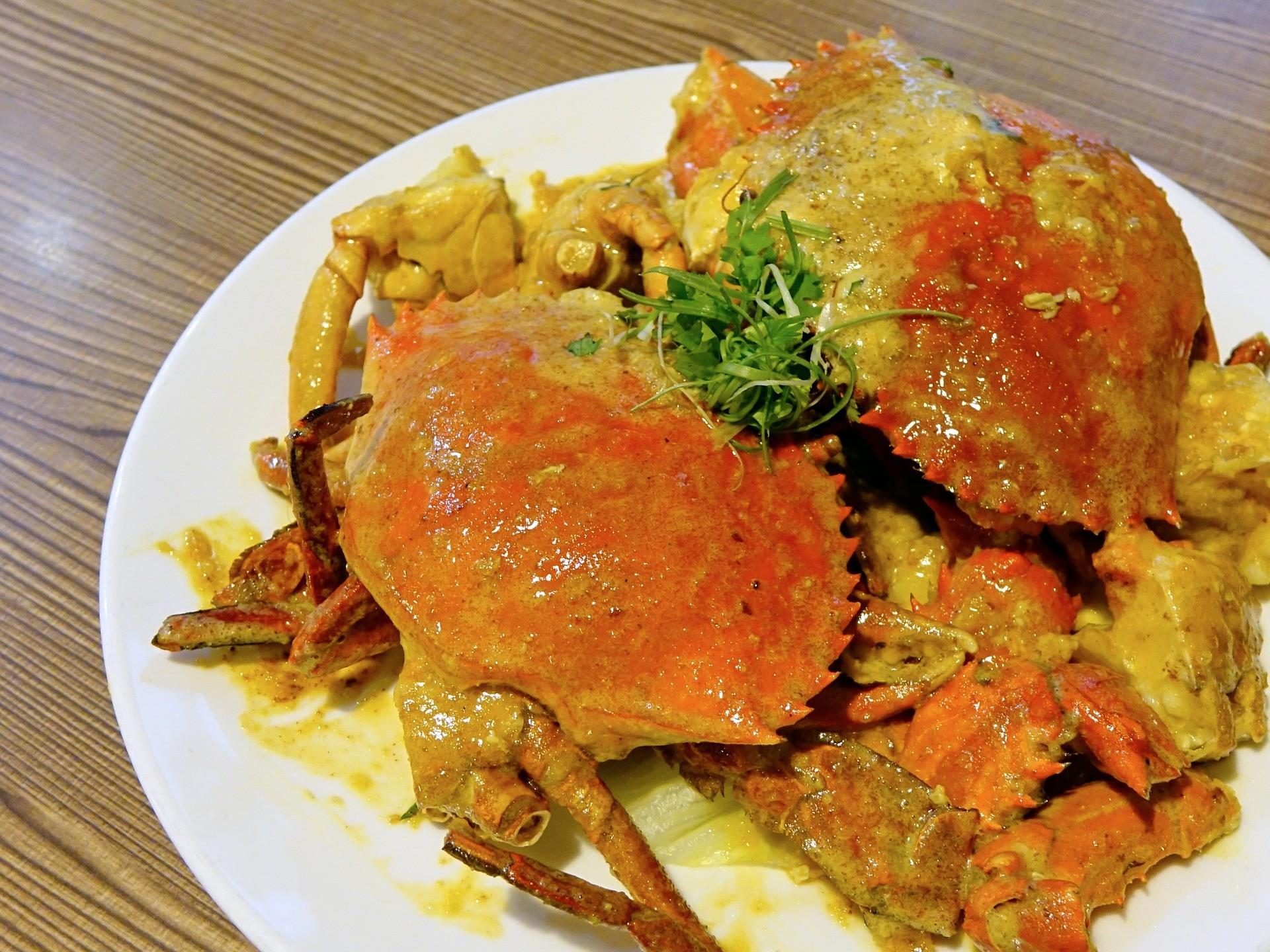 ▲螃蟹,螃蟹料理 。(圖/取自免費圖庫Pixabay)