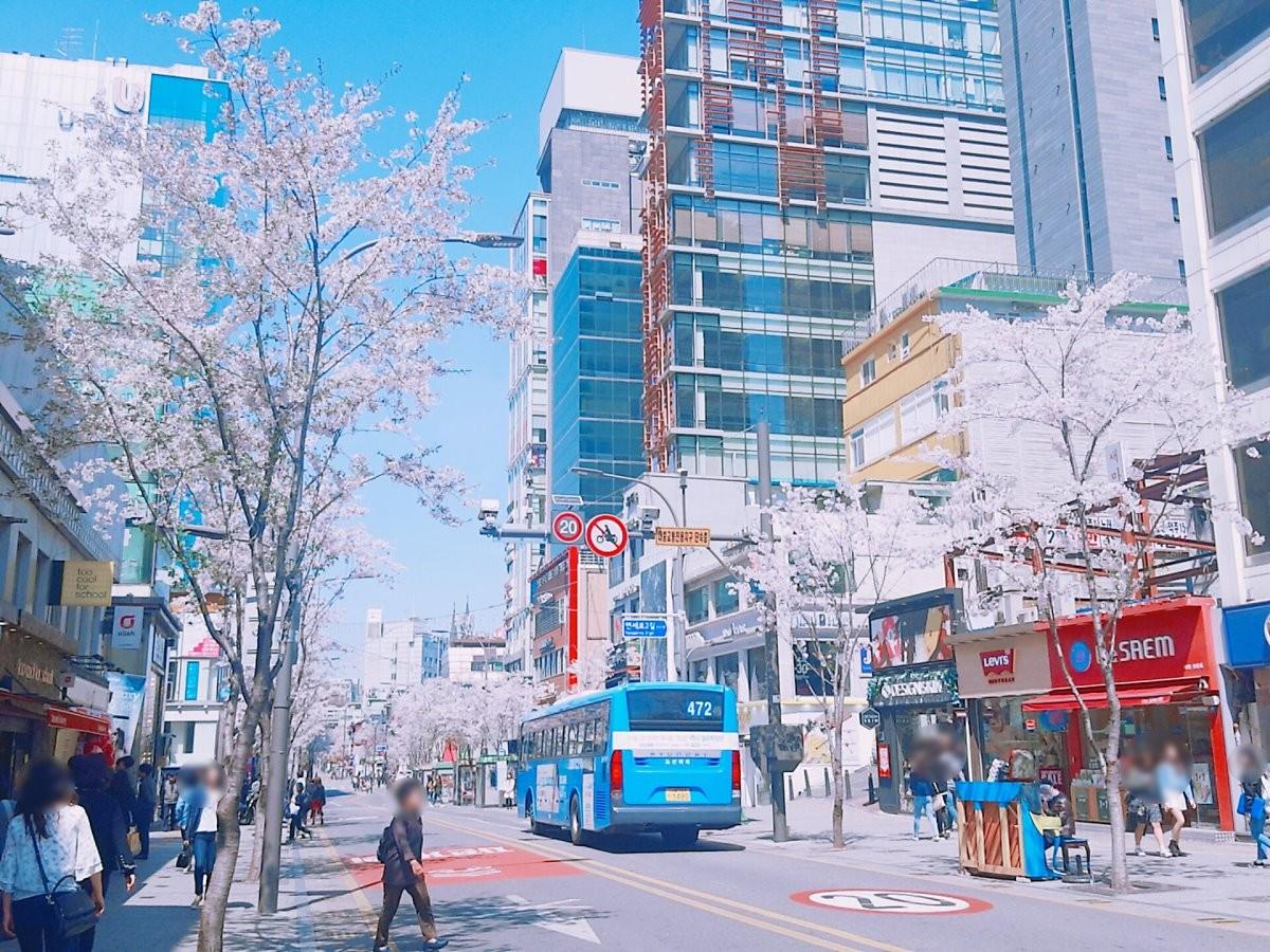 ▲▼首爾新村(圖/翻攝自Naver Post)