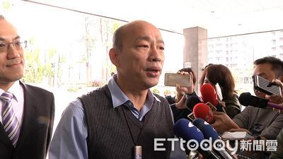 韓粉威脅黃光芹家人 韓國瑜籲「愛與包容」
