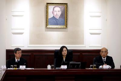 新華社:蔡英文汙名化一國兩制