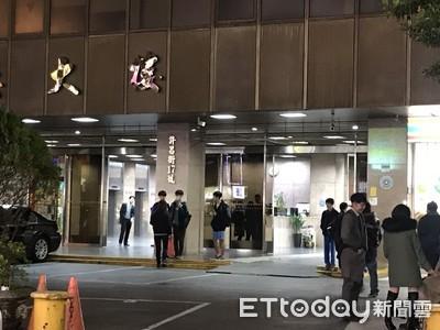 快訊/北市補習班大樓火警 學生驚逃