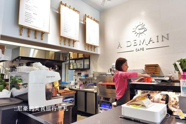 ▲▼À Demain Cafe。(圖/尼豪提供)