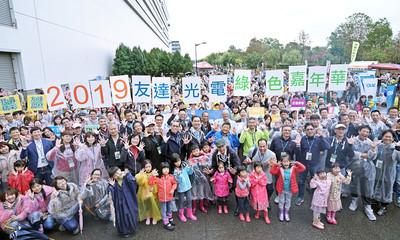 台灣唯一蟬聯10年 友達入選道瓊世界永續性指數成份股
