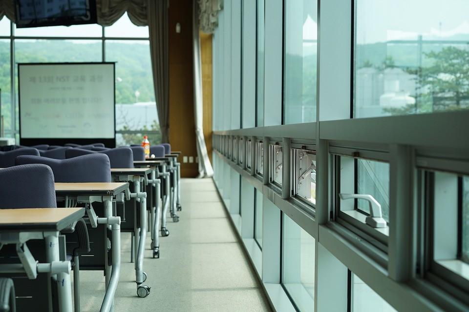 ▲�教室,示意图。(图/翻摄自pixabay)