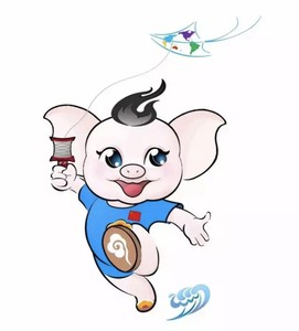 第36屆濰坊國際風箏會吉祥物發布