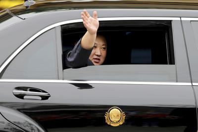 安理會爆:金正恩專用賓士違反經濟制裁