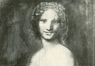 「裸版蒙娜麗莎」本尊是達文西男學徒