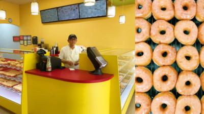 老爸新開的甜甜圈店等無人 兒子推特上難過發文後...湧進人潮搶買!