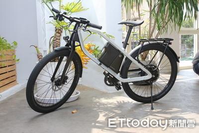 Klever電動輔助自行車紅回台灣
