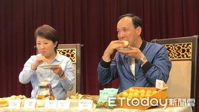 盧秀燕公開表態 支持朱立倫選總統
