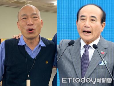 向韓國瑜秀肌肉 王金平:全台農會要我來整合!
