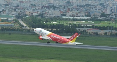 越捷航空去年獲利成長近三成 持續拓展印度航空版圖