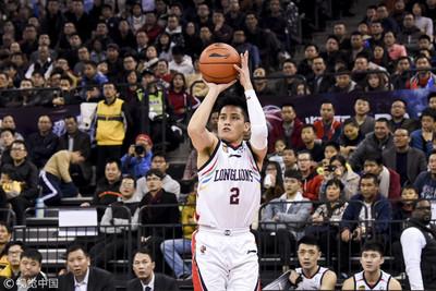 廣州無緣季後賽陳盈駿成得分主力